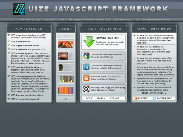13 JavaScript Frameworks That Can Make You a Better Web