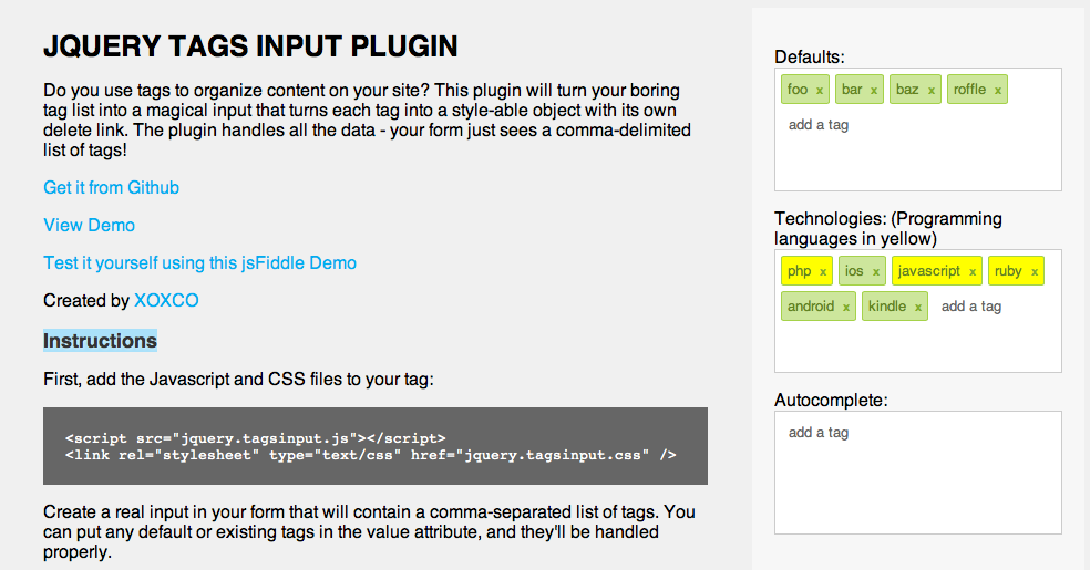 30 most useful jQuery plugins - Developer Drive