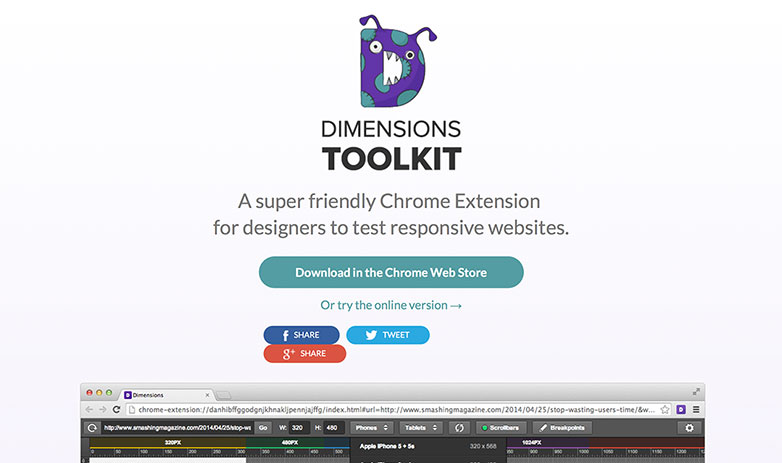 dimensions-toolkit