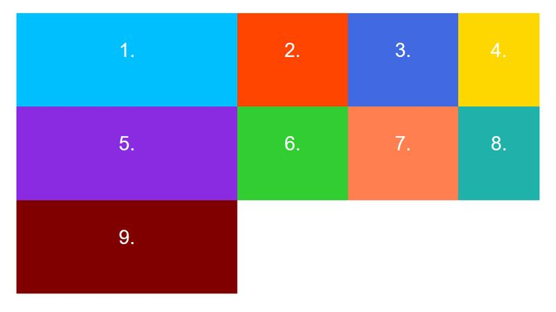 How to Create a CSS Grid Step-by-Step - Developer Drive
