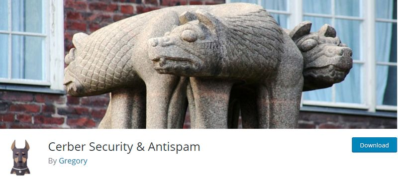 Cerber Security & Antispam for WordPress