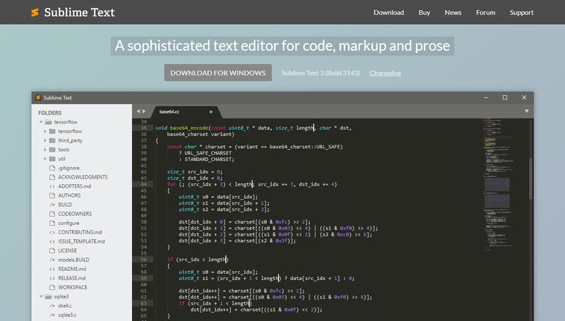 5 Best Code Editors for Web Developers - Developer Drive