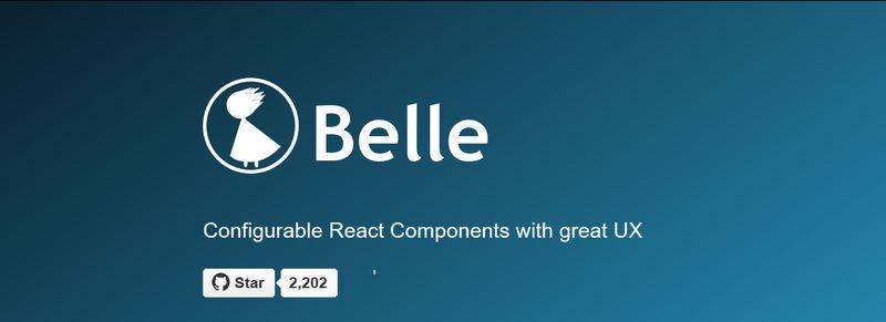 React Belle