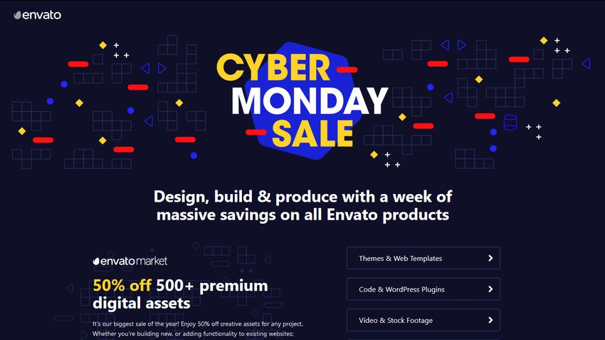 Envato Black Friday 2018