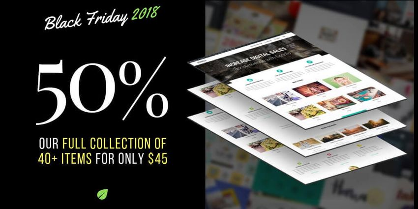 Wow Themes Black Friday 2018
