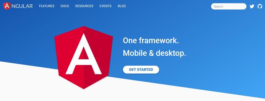Angular 7 JavaScript Framework