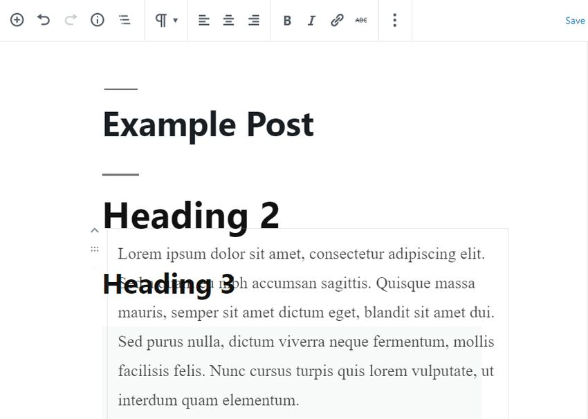 Gutenberg Pros and Cons - Drag and Drop UI