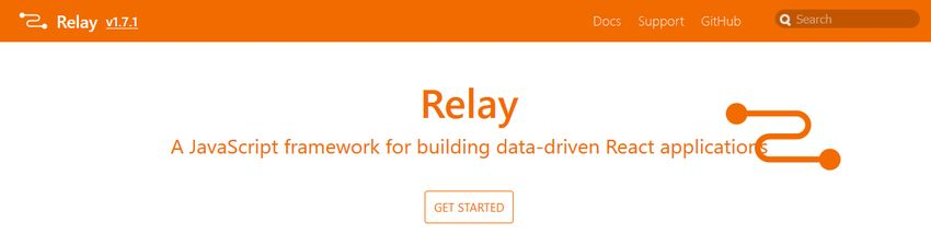 Relay JavaScript Framework