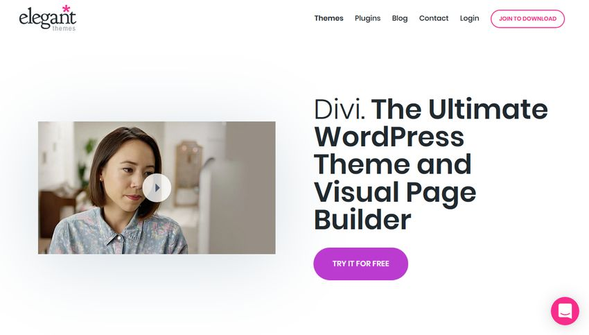 Divi WordPress Theme Framework