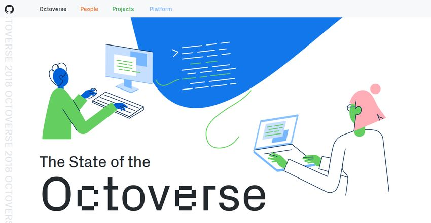 How to choose a programming language: GitHub Octoverse