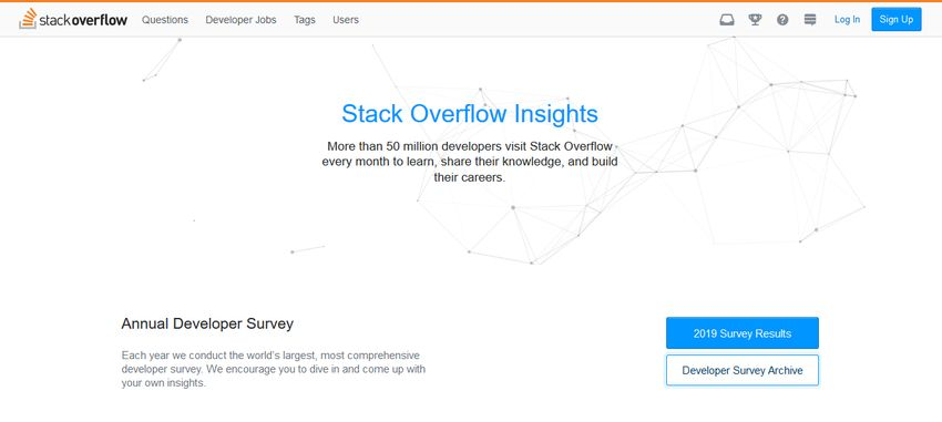 Best Programming Language to Learn: Stack Overflow Insights