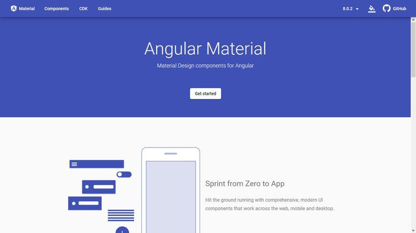 7 Best Material Design UI Component Libraries - Developer Drive