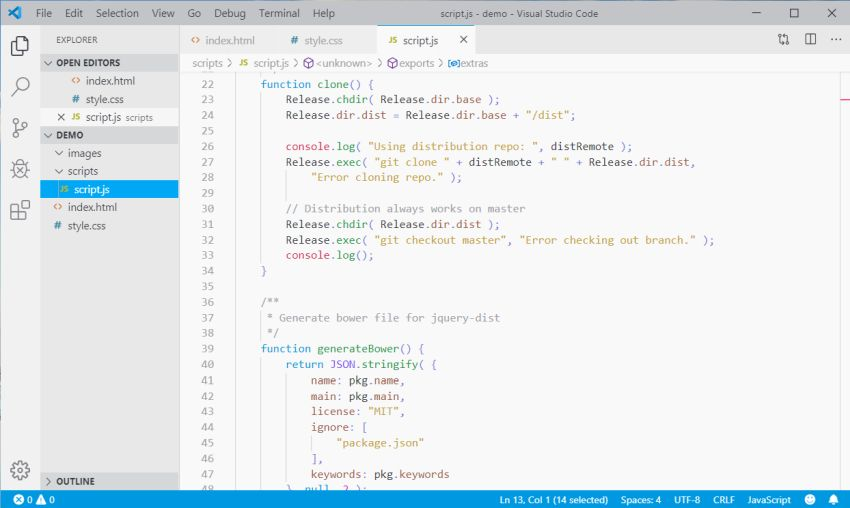 Bluloco Light VS Code Theme